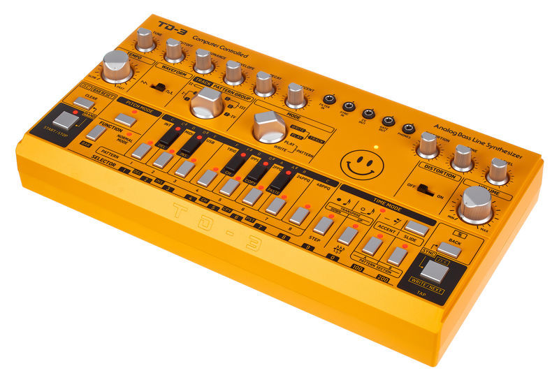 Behringer TD-3-AM Yellow