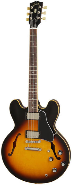 Gibson ES-335 Dot Vintage Burst