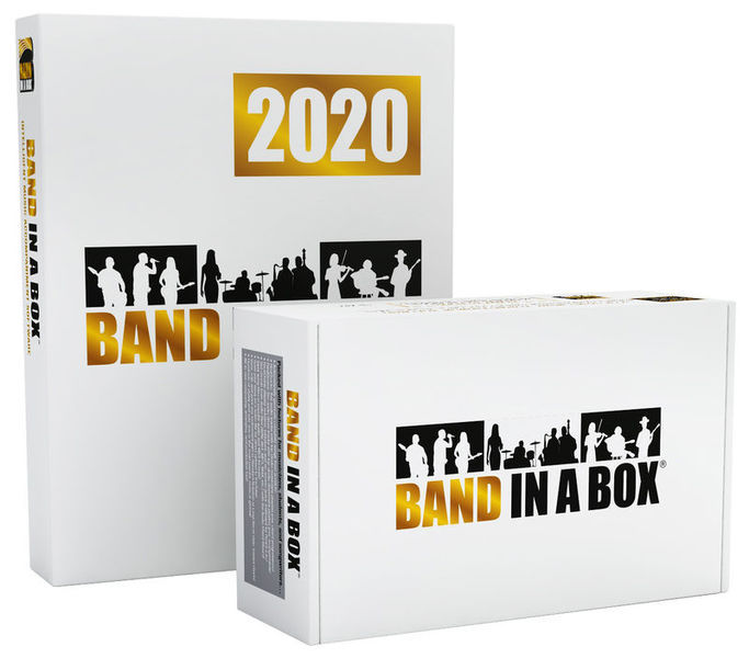 PG Music BiaB 2020 UltraPak PC English