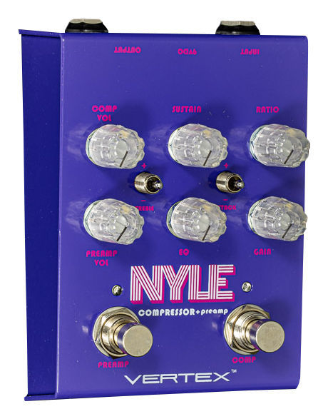 Nyle Compressor/Pre-Amp Vertex