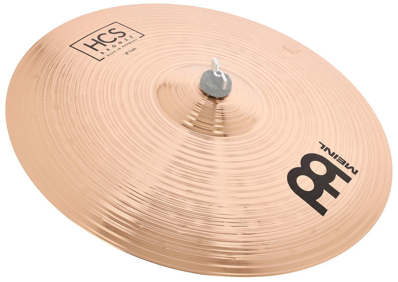 "Meinl 18"" HCS Bronze Crash"
