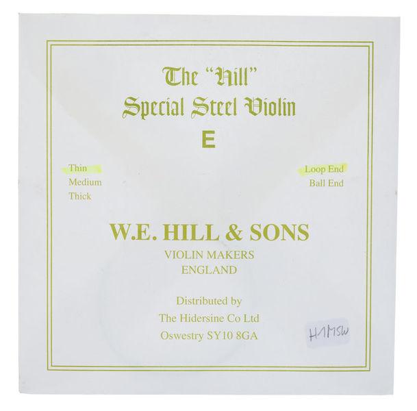 W.E. Hill & Sons E-String 4/4 Soft LP