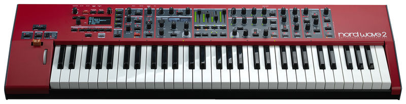 Clavia Nord Wave 2