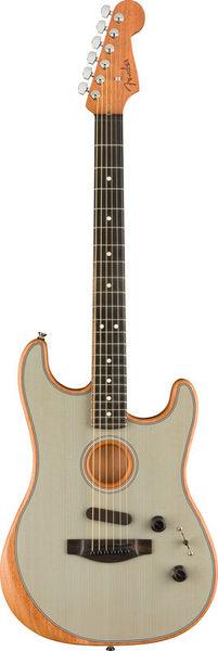 Fender AM Acoustasonic Strat TSBL