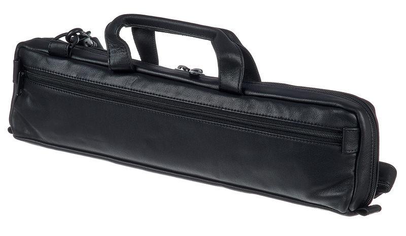 Muramatsu Gigbag for Flute Leath C BK