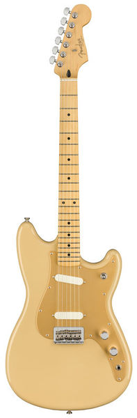 Duo-Sonic MN Desert Sand Fender