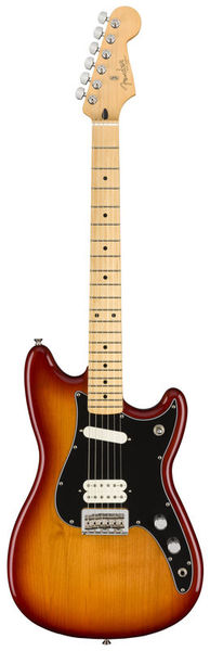 Fender Duo-Sonic HS MN SSB
