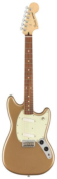 Mustang Firemist Gold Fender