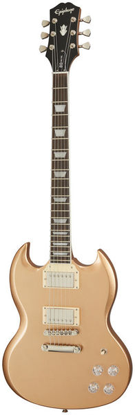 Epiphone SG Muse Smoked Almond