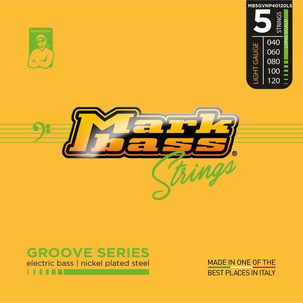 Groove NS 5 040-120 Markbass