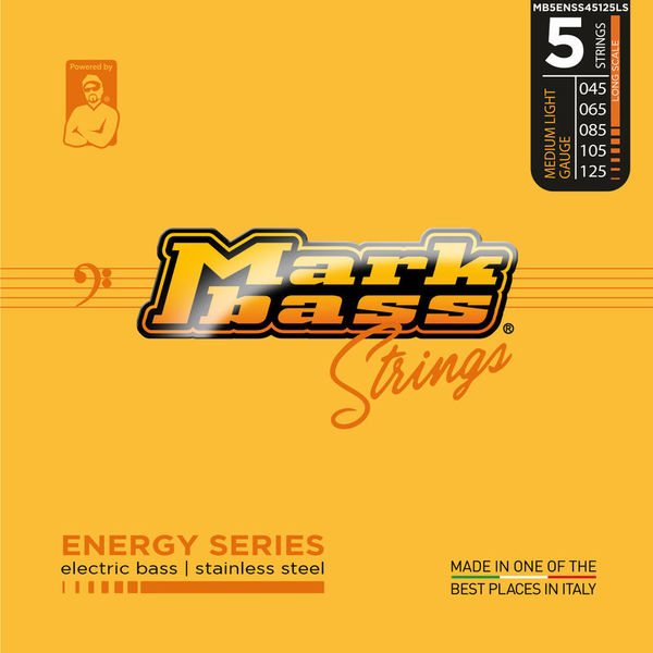 Energy 5 045-125 Markbass