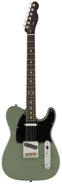 Fender LTD AM Pro Tele Antique Olive