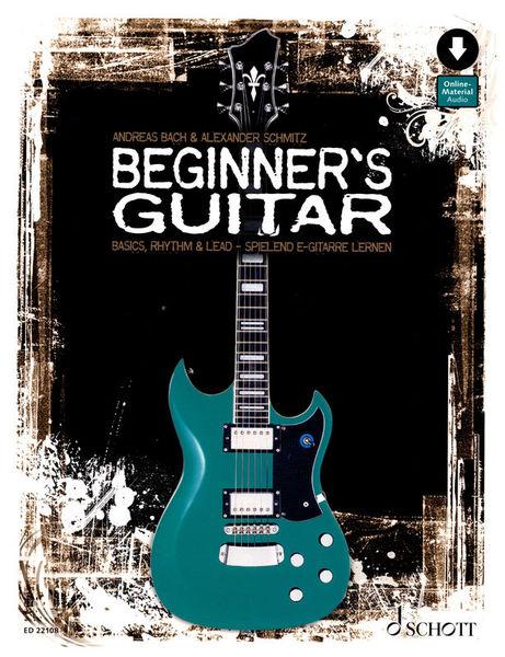 Beginner's Guitar Schott