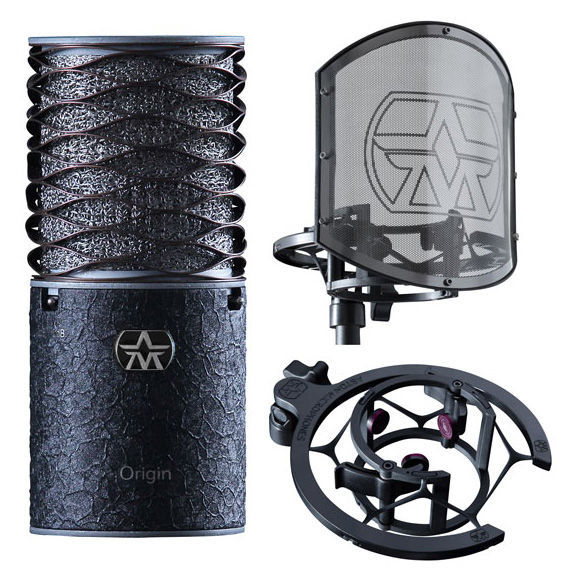 Origin Black Bundle Aston Microphones