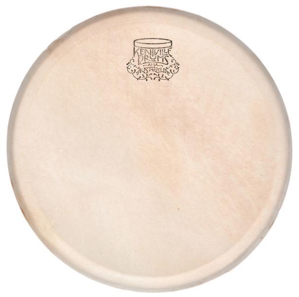 "Kentville Drums 8"" Kangaroo Drum Head medium"