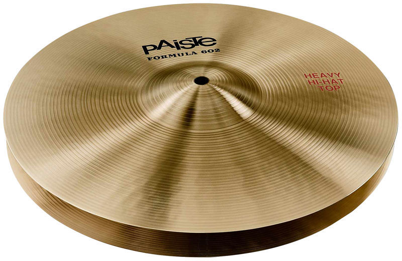 "Paiste 15"" 602 Heavy Hi Hat"