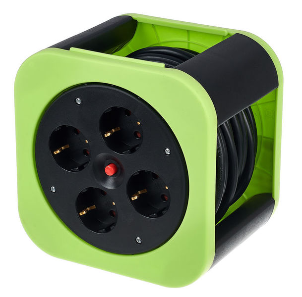 REV Ritter Cable Box S 10m green