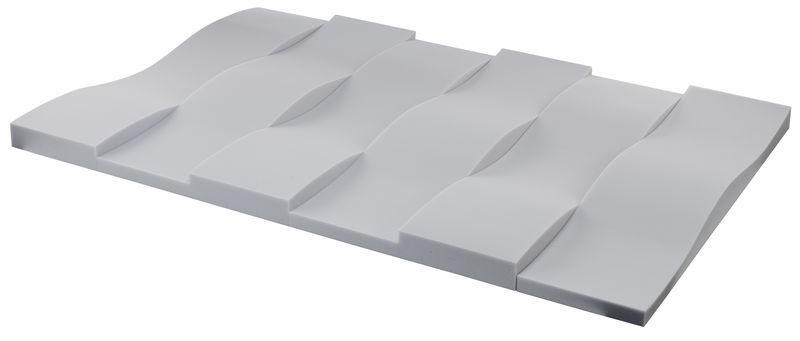 the t.akustik Melamine Wave 120 Gray