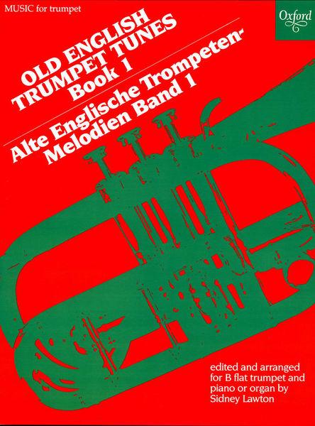 Oxford University Press Old English Trumpet Tunes 1