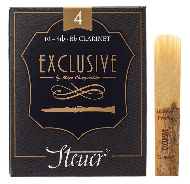 Steuer Exklusive Bb- Clarinet 4,0