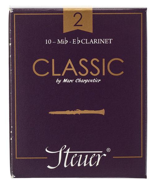 Steuer Classic Eb- Clarinet 2,0
