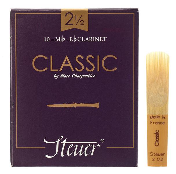 Steuer Classic Eb- Clarinet 2.5