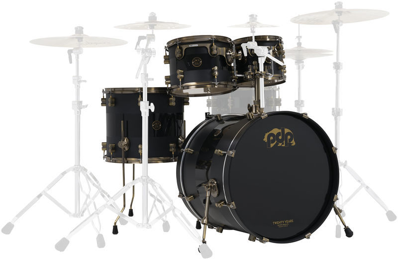PDP 20th Anniversary Drum Set DW