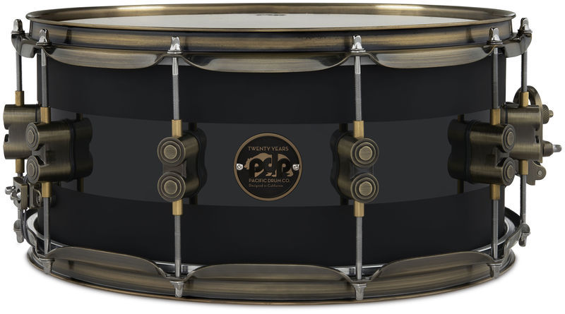 DW PDP 20th Anniversary Snare