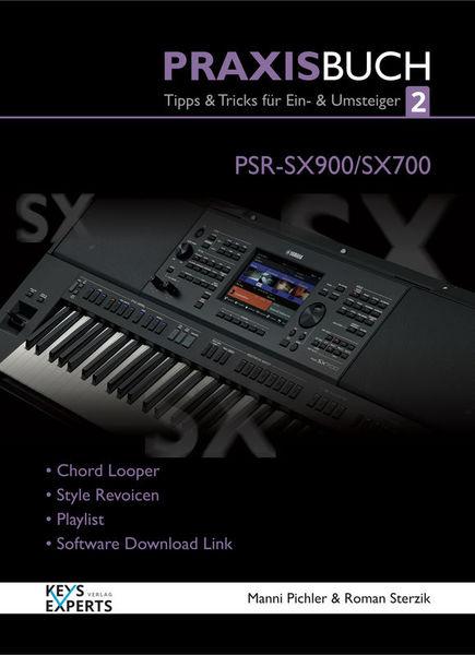 SX700/ 900 Praxis Buch 2 Keys Experts Verlag