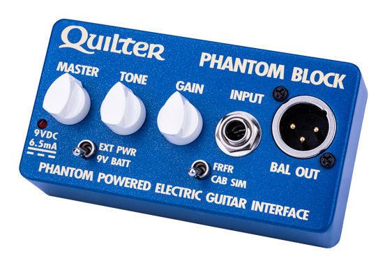 Phantom Block Pre Amp/Cab Sim Quilter