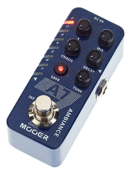 Mooer A7 Ambiance Ambient Reverb