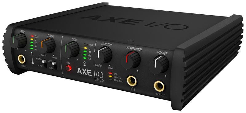 AXE I/O Solo IK Multimedia