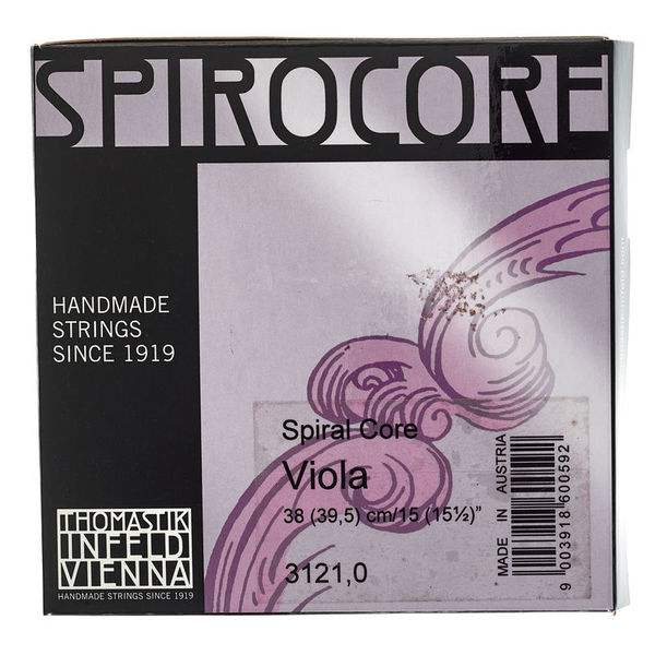 Thomastik 3121,0 Spirocore Viola 38cm