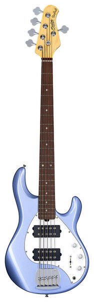 Sterling by Music Man StingRay 5 HH Lake Blue