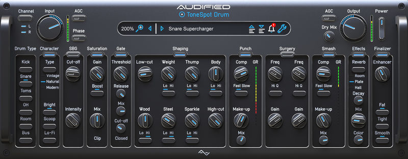 Audified ToneSpot Drum Pro