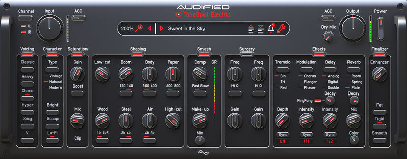 Audified ToneSpot Electric Pro