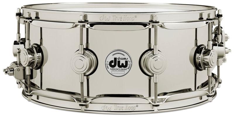 "DW 14""x5,5"" Nickel Snare"