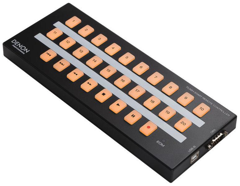 Denon Professional Flash Start Remote