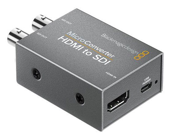 MC HDMI-SDI wPSU Blackmagic Design