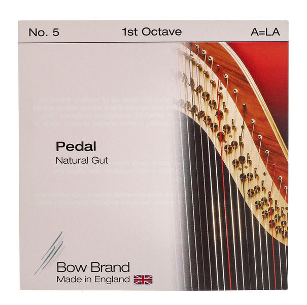 Bow Brand Pedal Nat. Gut 1st A No.5