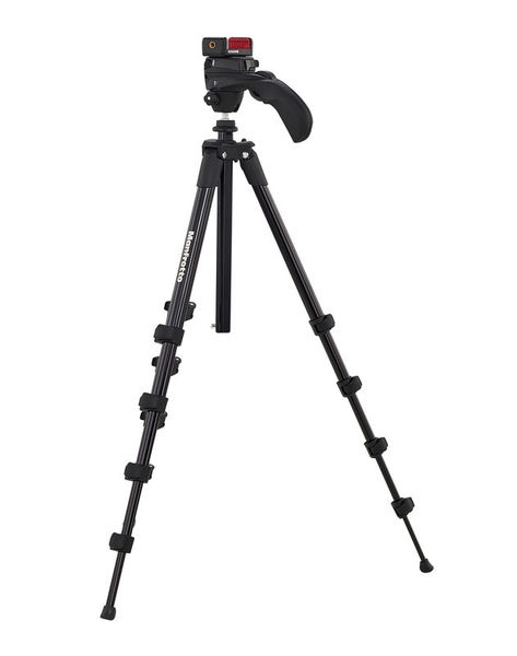 Manfrotto Compact Action Smart Stand Bk