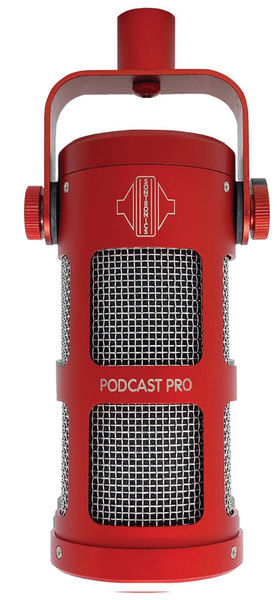 Podcast Pro - Red Sontronics