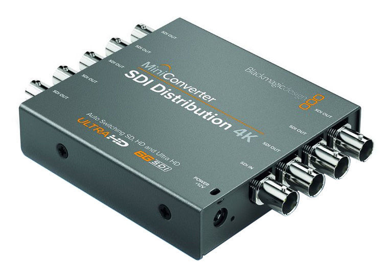 Blackmagic Design Mini Converter Sdi Distr 4k Thomann Ellada