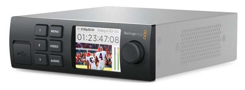 Teranex Mini Smart Panel Blackmagic Design
