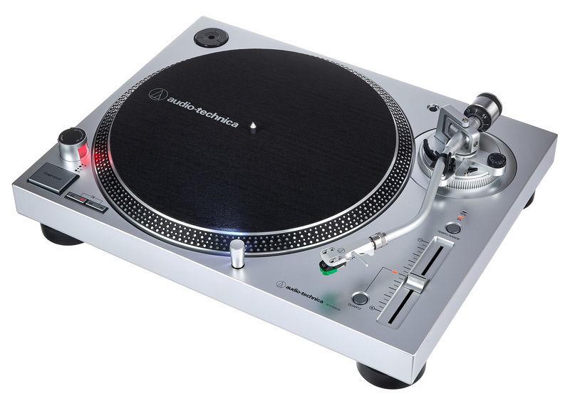 AT-LP120X USB Silver Audio-Technica