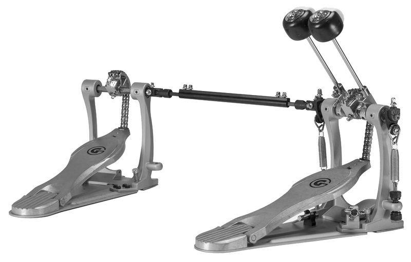GTC6-DB Double Pedal Gibraltar