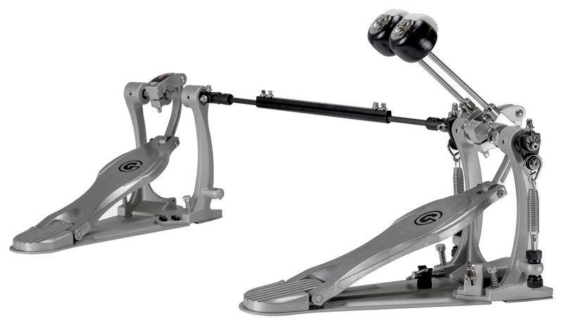 GTC6DD-DB Double Pedal Gibraltar