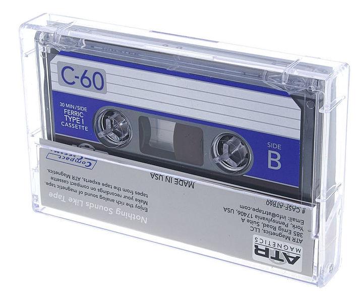 ATR Magnetics Master Cassette 60 min