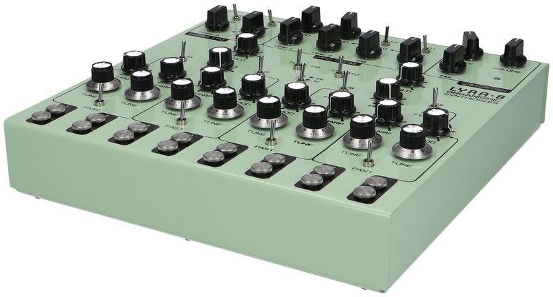 Lyra-8 Green SOMA