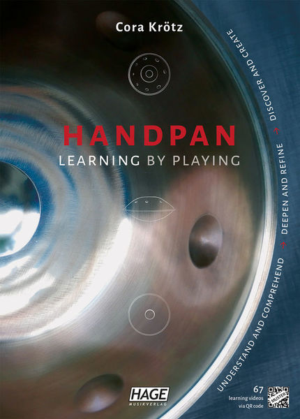 Hage Musikverlag Handpan - Learning by Playing